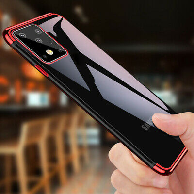 $ CDN3.39 • Buy For Samsung S21 S20 FE A32 Note 20 A51 A71 S10 Silicone Clear Soft Case Cover