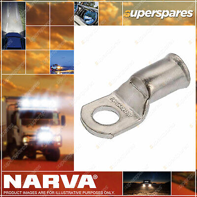 AU17.65 • Buy Narva Battery Cable Lugs Eyelet 10mm2 1mm Stud 8 Bs Dual 4WD 4X4 57122