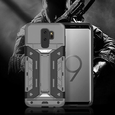 AU15.17 • Buy Heavy Duty Drop Proof Armor Silicone Phone Case For Samsung Galaxy S9 / S9+ Plus