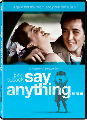 AU18.61 • Buy Say Anything... [New DVD] Ac-3/Dolby Digital, Dolby, Dubbed, Subtitled, Widesc