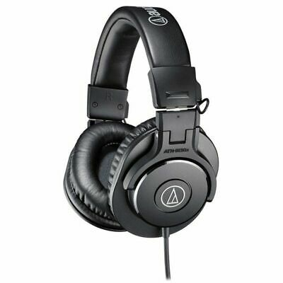 View Details Audio Technica ATHM30X Closed Back Over Ear Headphones • 59.00£