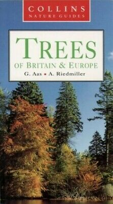 £3.29 • Buy Collins Nature Guide - Trees Of Britain And Europe By Riedmiller, A. Paperback