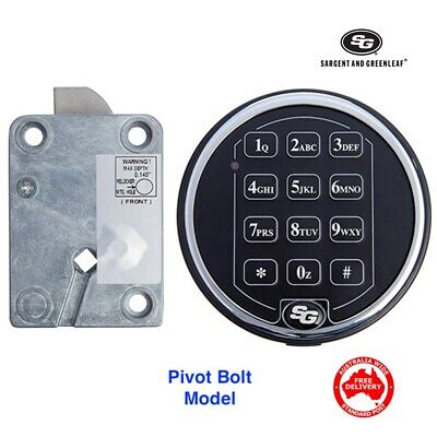 AU297 • Buy S & G Spartan Electronic Combination Lock -Suits CMI Safes-Free Postage