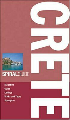 Crete (AA Spiral Guides) (AA Explorer Guides) By Mike Gerrard Spiral Bound Book • 2.65£