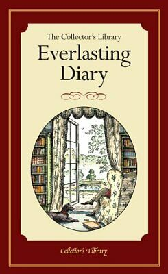 £3.49 • Buy The Collector's Library Everlasting Diary By Gray, Rosemary Book The Cheap Fast