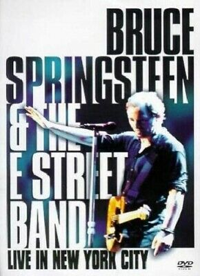 £7.73 • Buy Bruce Springsteen: Live In New York City [DVD] - DVD  U6VG The Cheap Fast Free