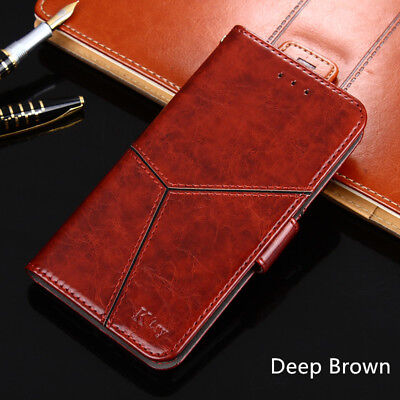 AU12.52 • Buy Luxury Retro Flip Wallet PU Leather Phone Case Cover For OPPO A3 F7 R15 K1 F9 A5