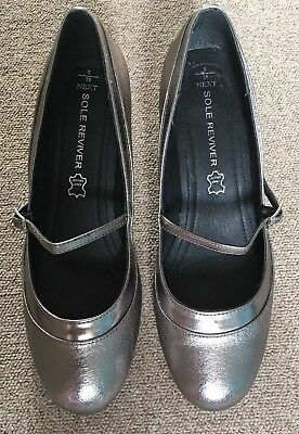 Pewter Occasion Women's Shoes • 15£