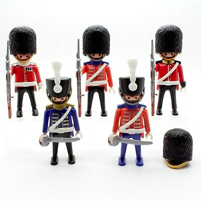 Playmobil Royal Guard Palace Guard Soldiers 4577 5580 5581 • 2.87£