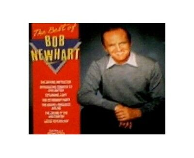 Newhart Bob - Best Of Bob Newhart - Newhart Bob CD 4AVG The Cheap Fast Free Post • 7.61£