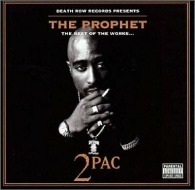 £3.49 • Buy 2Pac - The Prophet: The Best Of The Works - 2Pac CD OBVG The Cheap Fast Free The