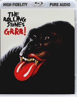 Blu-ray Audio The Rolling Stones GRRR! Limited Edition 50 Tracks High Resolution • 107.05£