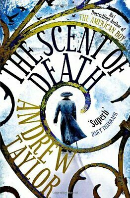 The Scent Of Death By Taylor, Andrew Book The Cheap Fast Free Post • 7.49£
