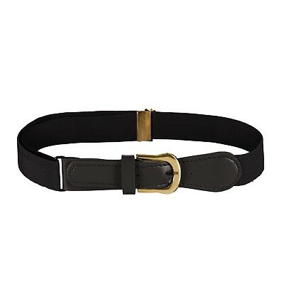 $11.99 • Buy Kids Elastic Adjustable Belt With Leather Closure For Boys Girls Toddlers