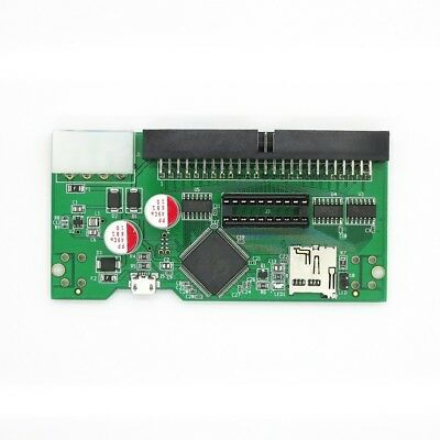 £67.65 • Buy SCSI2SD 3.5   Includes 50-pin SCSI To SD Card Adapter (50 Pin SCSI Hard Disk)
