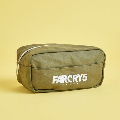 AU25.46 • Buy Loot Gaming Crate Exclusive Far Cry 5 Hope-County Dopp Kit Pack Bag Authentic
