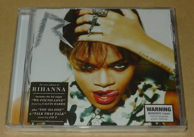 AU3.99 • Buy Talk That Talk [PA] By Rihanna (CD, Nov-2011, Def Jam (USA))
