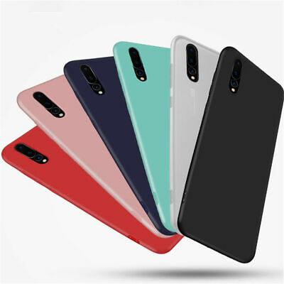 £2.78 • Buy For Huawei P30 Lite Pro Smart Case Ultra Slim Soft Silicone TPU Matte Back Cover