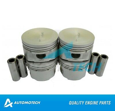 $29.81 • Buy Piston Set For Peugeot 206 306 TU5JP 1.6L SIZE 030