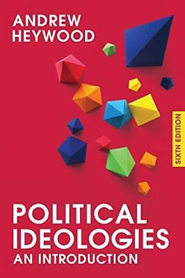 £32.99 • Buy Political Ideologies: An Introduction By Heywood, Andrew Book The Cheap Fast