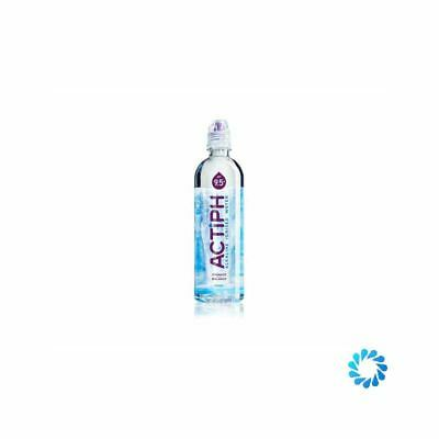 ACTIPH Water Alkaline Ionised Water Sports Cap 600ml (Pack Of 12) • 21.88£