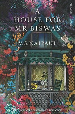 £6.99 • Buy A House For Mr Biswas (Picador Classic) By Naipaul, Sir V. S. Book The Cheap