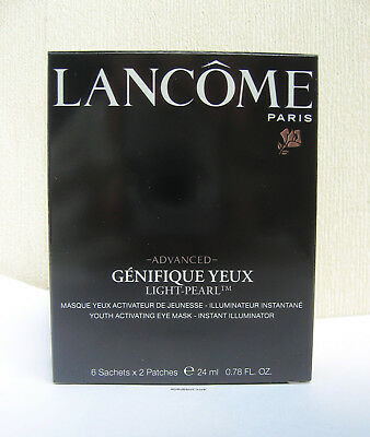 Lancome Advanced Genifique Yeux Light Pearl Eye Pearl Eye Masks - Various • 16.39£