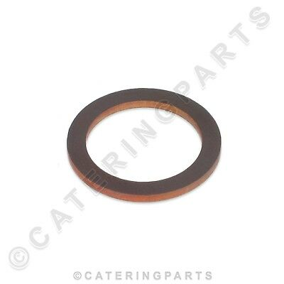 CIMBALI 401234000 FLAT COPPER GASKET 14 X 10 X 1 Mm WASHER COFFEE MACHINE MAKER • 4.95£