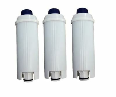AU29.50 • Buy 3 X Coffee Machine Water Filter For Delonghi Type DLSC002 SER3017