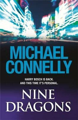 Nine Dragons By Connelly, Michael Hardback Book The Cheap Fast Free Post • 3.29£