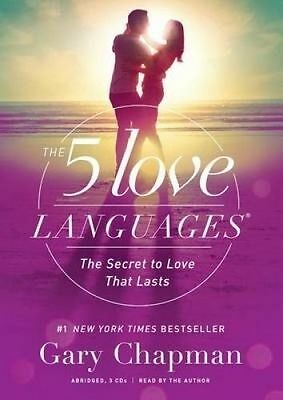 AU23.98 • Buy The 5 Love Languages Audio CD: The Secret To Love That Lasts By Chapman, Gary
