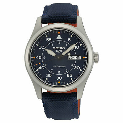 $ CDN255.55 • Buy SEIKO 5 Sports SRPE51K1 24 Jewels Automatic 40mm Gray Dial Stainless Steel Watch