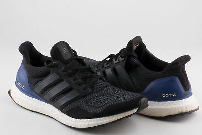 $239 • Buy Adidas Mens Ultra Boost M OG 1St Ultra Boost Black/Purple B27171 Sz10.5 Preowned