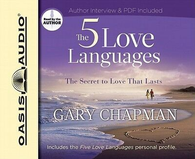 AU32.69 • Buy The 5 Love Languages: The Secret To Love That Lasts By Chapman, G 9781589269064