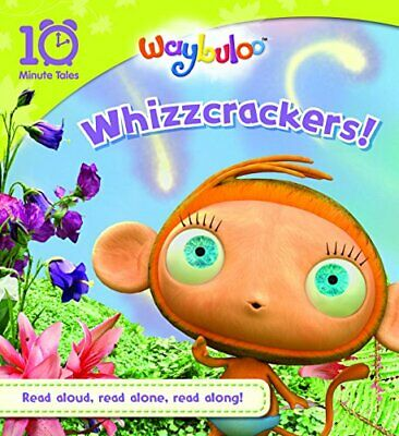 Waybuloo Whizzcrackers! (10 Minute Tales) Book The Cheap Fast Free Post • 8.99£