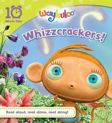 £3.29 • Buy Waybuloo Whizzcrackers! (10 Minute Tales) By Na Book The Cheap Fast Free Post