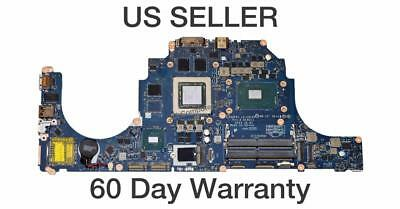$ CDN933.53 • Buy Dell Alienware 15 R2 17 R3 Motherboard W/ Intel I7-6700HQ 2.6GHz CPU GG2JH