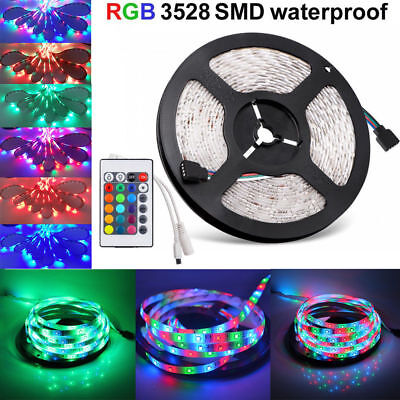 $11.99 • Buy Wireless Waterproof LED Strip Light 16ft For Boat / Truck / Car/ Suv / Rv RGB