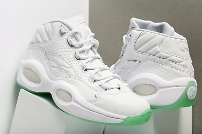 74a8f086414033 Mens Reebok Allen Iverson Question Mid Ee Sneakers Cm9417-shoes-multiple  Sizes • 99.99