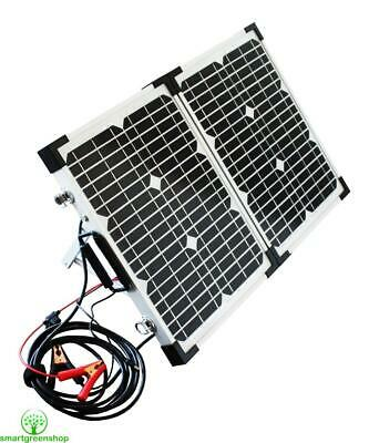 POWERplus Python 2 X 20 Watt Foldable Solar Panel With Charge Controller • 195.95£