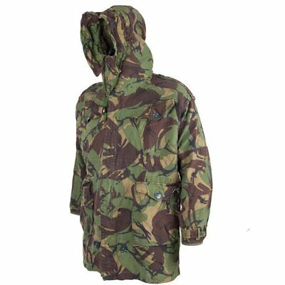 Authentic British Army Parka British Army Cold Weather Parka  Woodland DPM Camo • 50.89£
