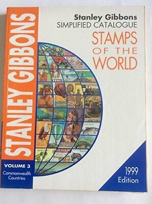 £27.99 • Buy Simplified Catalogue Of Stamps Of The World: Com... By Gibbons, Stanley Hardback