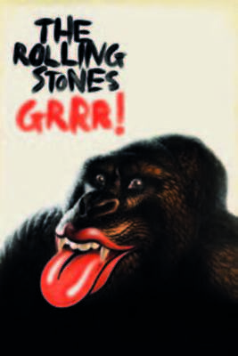 The Rolling Stones GRRR! Compilation Album Cover Art Music Poster 24x36 INch • 9.62£