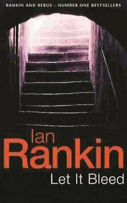 Let It Bleed (A Rebus Novel) By Rankin, Ian Paperback Book The Cheap Fast Free • 3.99£