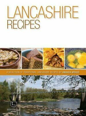 Lancashire Recipes: A Selection Of Recipes From Lancashire Book The Cheap Fast • 5.99£