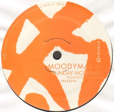 Moodymann ‎– Sunday Morning/Track Four - Planet E ‎– PE65239 - USA 1998 • 69.20£