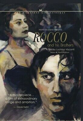 £18.77 • Buy Rocco And His Brothers [New DVD]