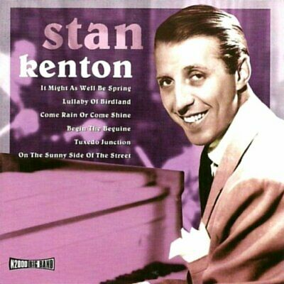 Stan Kenton - Stan Kenton - Stan Kenton CD MKVG The Cheap Fast Free Post The • 3.49£