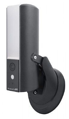 £149.99 • Buy Guardcam Deco Combined Led Light, Camera And Pir Black And Silver - In Stock!!!