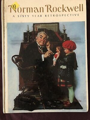 $ CDN13.08 • Buy Norman Rockwell Artist And Illustrator Hard Cover Large Book.